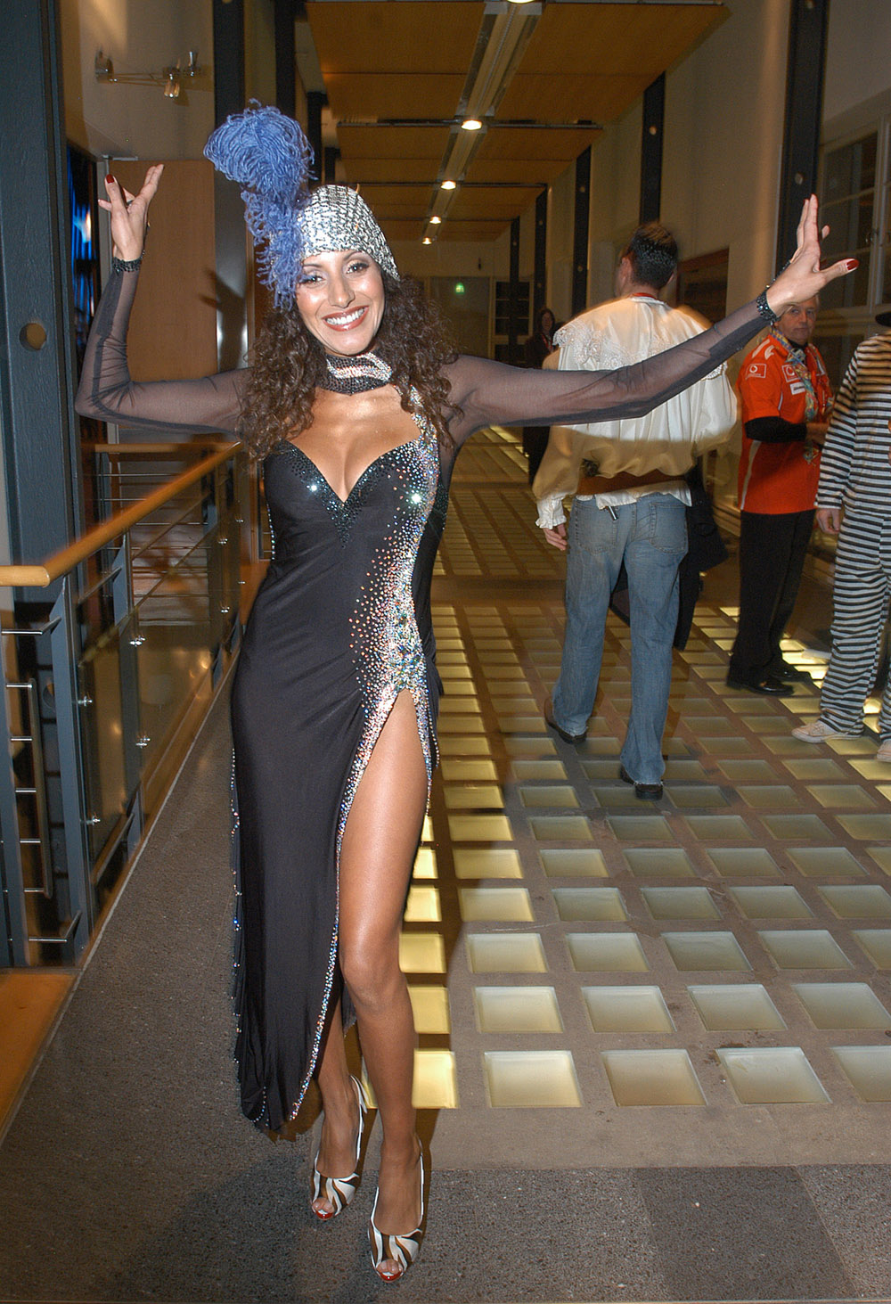 CD_263_mvo_Klueh Sitzung Karneval  FOTO: MARKUS VAN OFFERN