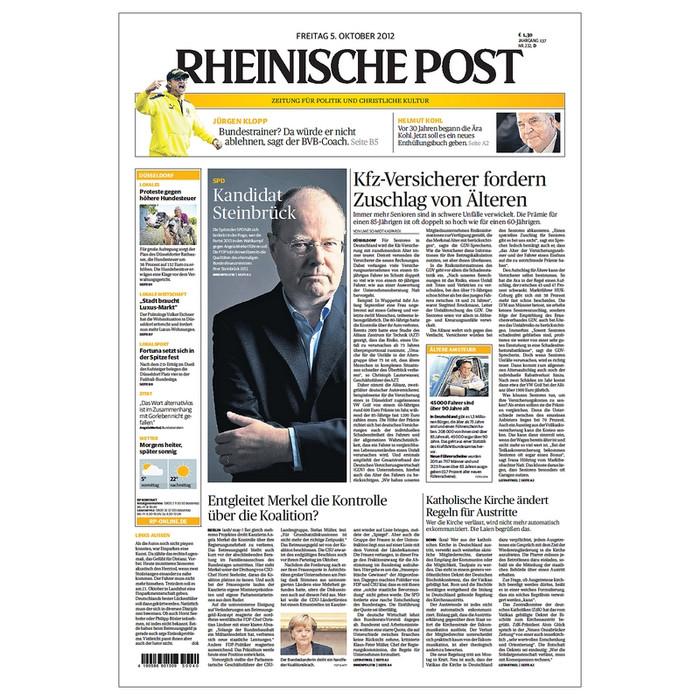 Rheinische post düsseldorf bekanntschaften