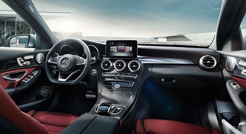 Mercedes c klasse d sseldorf blog - 2014 mercedes c class interior ...