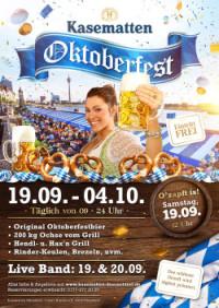 Kasematten Oktoberfest 2015
