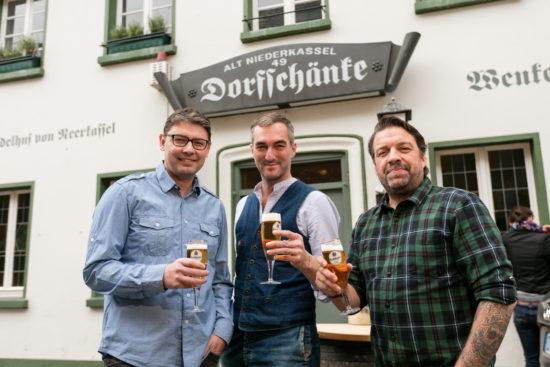 Dorfschänke in Niederkassel wieder geöffnet   Düsseldorf Blog
