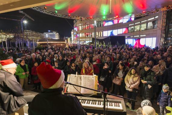 Am 21 November Eroffnet Der Weihnachtsmarkt In Diesem
